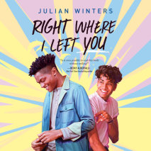 Right Where I Left You Cover