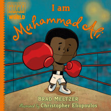 I am Muhammad Ali Cover
