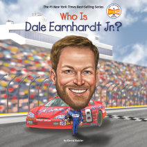 Who Is Dale Earnhardt Jr.? Cover