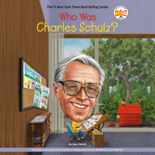 Who Was Charles Schulz? Cover