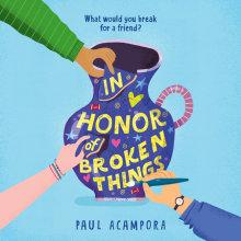 In Honor of Broken Things Cover