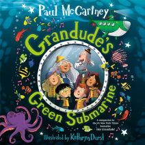 Grandude's Green Submarine Cover
