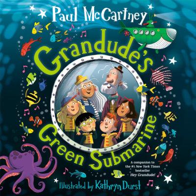 Grandude's Green Submarine cover