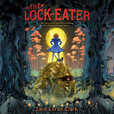 The Lock-Eater cover