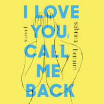 I Love You, Call Me Back Cover