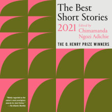 The Best Short Stories 2021 Cover
