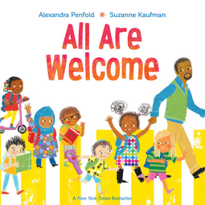 All Are Welcome cover
