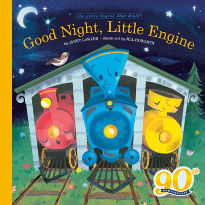 Good Night, Little Engine cover