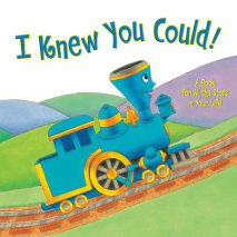 I Knew You Could! Cover