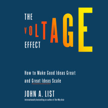 The Voltage Effect Cover
