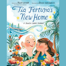 Tía Fortuna's New Home Cover