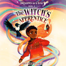 The Witch's Apprentice Cover