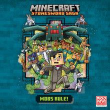 Mobs Rule! (Minecraft Stonesword Saga #2) Cover