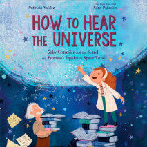 How to Hear the Universe Cover