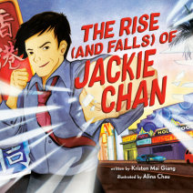 The Rise (and Falls) of Jackie Chan Cover
