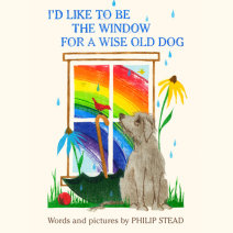 I'd Like to Be the Window for a Wise Old Dog Cover