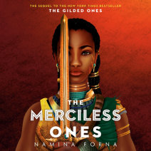 The Gilded Ones #2: The Merciless Ones Cover