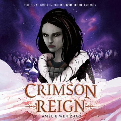 Crimson Reign cover