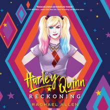 Harley Quinn: Reckoning Cover