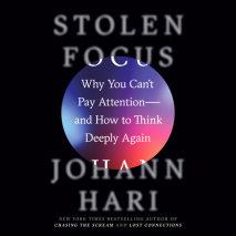 Stolen Focus Cover
