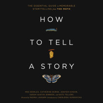How to Tell a Story Cover