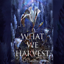 What We Harvest Cover