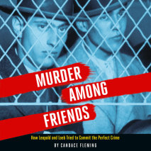 Murder Among Friends Cover