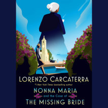 Nonna Maria and the Case of the Missing Bride Cover