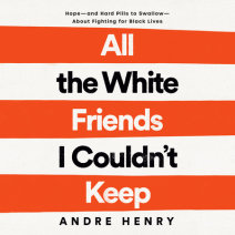 All the White Friends I Couldn't Keep Cover