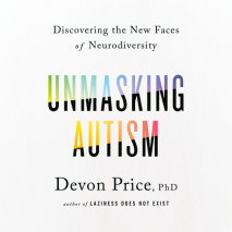 Unmasking Autism Cover