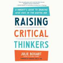 Raising Critical Thinkers Cover