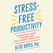 Stress-Free Productivity Cover