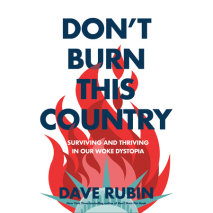 Don't Burn This Country Cover