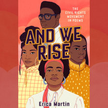 And We Rise Cover