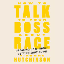 How to Talk to Your Boss About Race Cover