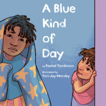 A Blue Kind of Day Cover
