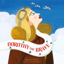 Dorothy the Brave Cover