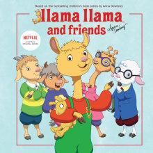 Llama Llama and Friends Cover