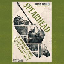 Spearhead (Adapted for Young Adults) Cover
