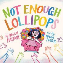 Not Enough Lollipops Cover
