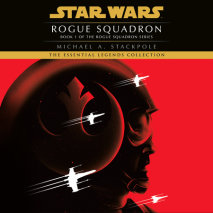 Rogue Squadron: Star Wars Legends (X-Wing) Cover