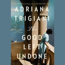 The Good Left Undone Cover