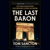 The Last Baron Cover