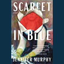 Scarlet in Blue Cover