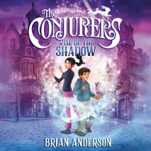 The Conjurers #1: Rise of the Shadow Cover