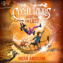 The Conjurers #2: Hunt for the Lost Cover