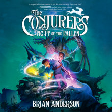 The Conjurers #3: Fight of the Fallen Cover