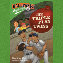 Ballpark Mysteries #17: The Triple Play Twins Cover