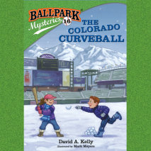 Ballpark Mysteries #16: The Colorado Curveball Cover