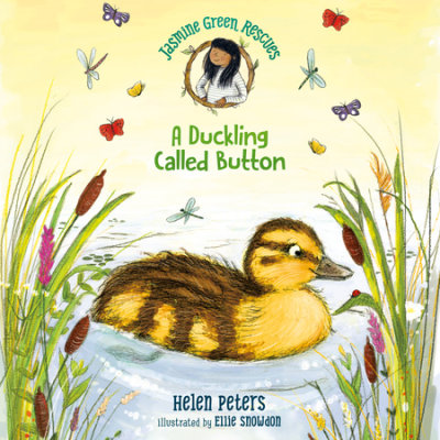 Jasmine Green Rescues: A Duckling Called Button cover